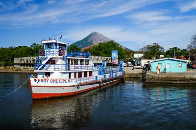 Ometepe Island - Moyogalpa,  Nicaragua.