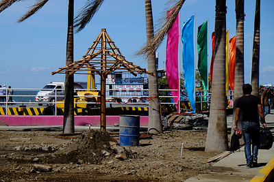 Ometepe ferry. San Jorge - Rivas, Nicaragua.
