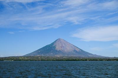 Volcano Concepcion.