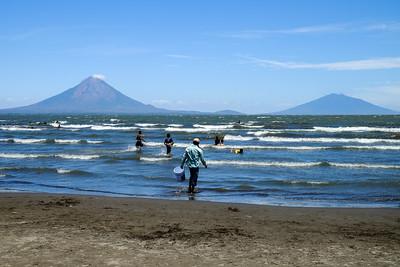 San Jorge beach.
