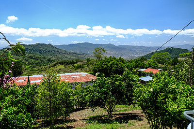 View back to Matagalpa.