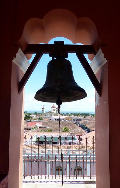 Inglesia de La Merced tower bell