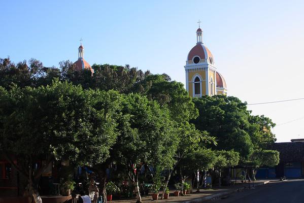 Parque Colon - Central Park of Granada