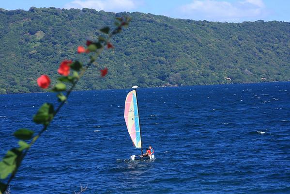 I went sailing with Jose