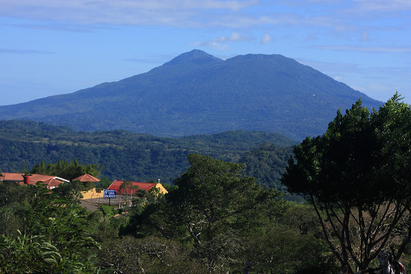 Volcano Mombacho