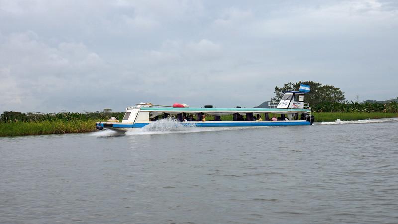 Rio San Juan - A river taxi