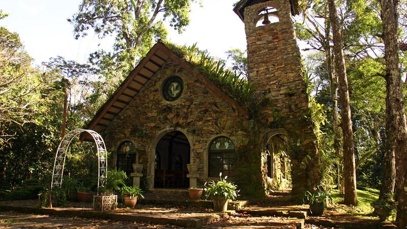 Selva Negra -  Chapel at Selva Negra
