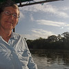 Rio San Juan - Riding the river taxi from San Carlos to Sabalos Lodge