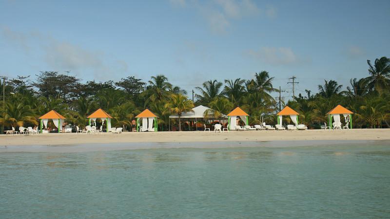 Big Corn Island - Arenas Beach Hotel