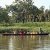 Nicaragua 2011: Rio San Juan - A family on the river