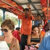 Nicaragua 2011: Rio San Juan - Riding the river taxi from San Carlos to Sabalos Lodge