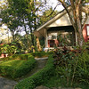 Nicaragua 2011: Selva Negra - Our bungalow at Selva Negra Mountain Lodge