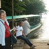 Nicaragua 2011: Rio San Juan - Last day at Sabalos Lodge, waiting for the water taxi