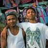 Nicaragua 2011: Granada - Street market shopkeepers