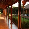 Nicaragua 2011: Granada - Interior courtyard of an older building