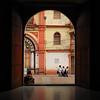 Doorway, Catedral de León