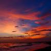 Sunset, Las Peñitas