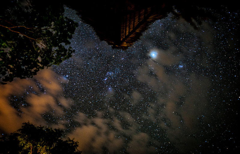 Starry Night in Nicaragua