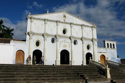 El Convento San Francisco, originally built by monks in 1529