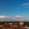 View from rooftop, Cathedral of Leon