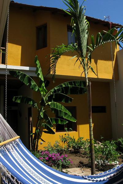 Near pool area of Hotel con Corazon