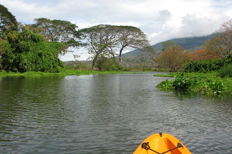 Navigating el rio