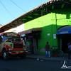 A chicken bus, Granada
