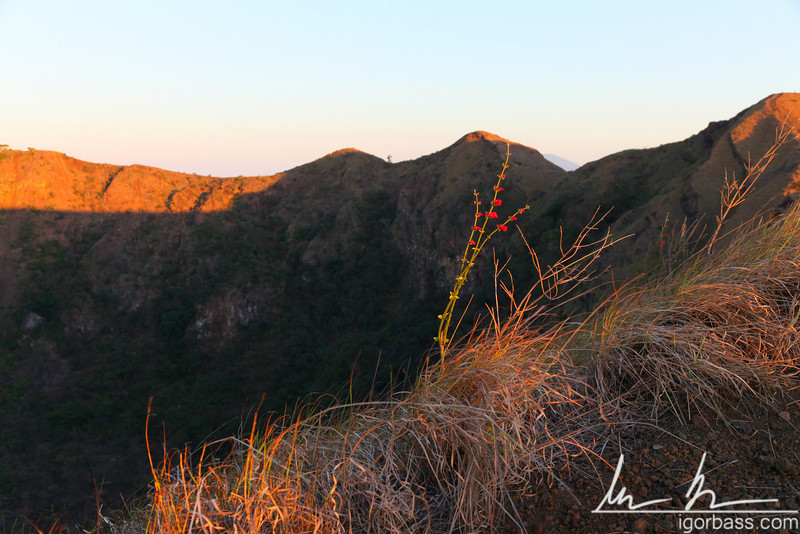 Nindiri crater, Masaya Volcano National Park