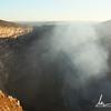 """La Boca del Infierno"" or ""The Mouth of Hell"" Masaya volcanic crater, Masaya Volcano National Park"