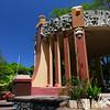 War memorial in the Parque Central of Managua