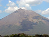 I believe this is Volcan San Christobal. one of the most active in Nicaragua.