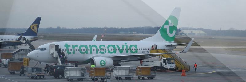 Vliegveld Eindhoven, Boeing 737-700