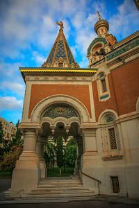 Saint Nicholas Cathedral, Monaco Cathedral