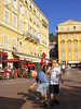 boys in Nice, Marche au Fleurs Sep2003