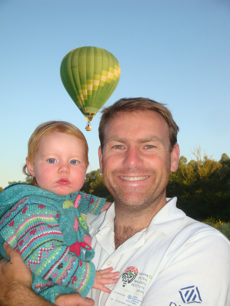 Ballooning in the Loire