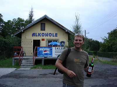 The friendly local Alkohole!