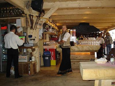 BBQ Bar in Zakopane