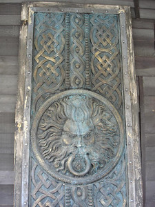 Gate at Skissky Hrad