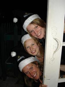 Liz, Rebecca and Nicky