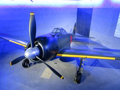 Tweede wereldoorlog buitgemaakte Zero