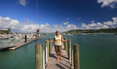 Whangaroa Harbour, Northland, Noordereiland, Nieuw-Zeeland.