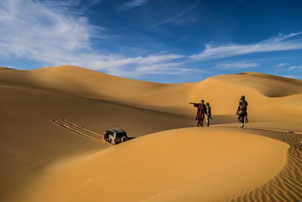 Niger Dunes +