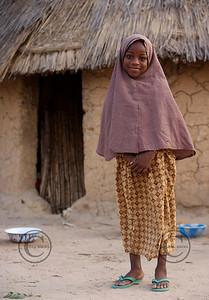 Maradi NIGER le 30/01/2007  Operation UNICEF Volvic au Niger  ©Didier Baverel