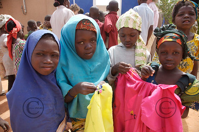 Maradi NIGER le 30/01/2007  Operation UNICEF Volvic au Niger  ©Didier Baverel