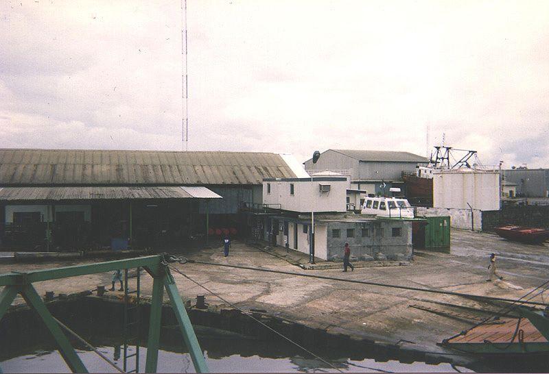 Nigeria - Port Harcourt - '93 - '94