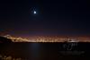 SF Night Skyline   ©2014 Janelle Orth