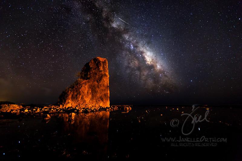 Campfire Light  ©2016  Janelle Orth