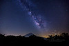Milky Way over Mt. Fuji  ©2017  Janelle Orth