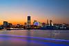 Yokohama Skyline 2  ©2018  Janelle Orth