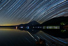 Star Trails over Fuji  ©2018  Janelle Orth